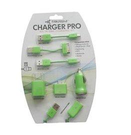 多功能转接数据线USB接口多用手机配件套装适配器套装