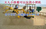 遊樂專用小型挖掘機 兒童挖掘機賺錢快 回本快