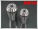 ER16夹头筒夹高精度ER11 20夹头 ER16嗦咀0.008mm 雕刻机夹头