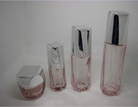 八角水晶瓶YX-B004