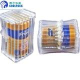 奶粉气柱缓冲防挤压充气环保包装