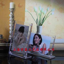 上海百晶工艺品有限公司,A级亚克力,相框,耳机架,台历架