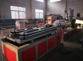 SJ-65PE/PP波纹管生产线