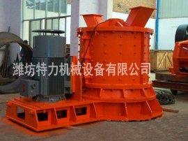 PFL-1250复合式破碎机 石灰石河卵石风化山沙制砂机