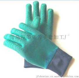 煤矿胶手套Q3L2-1型+配套劳保袜LC-2型6元包邮到家