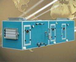 箱体组合式高效空调机组