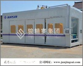 汽车通风管道吸塑机 XPE吸塑成型机 湖北武汉吸塑机自产自销