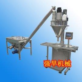 上海地区 中等剂量粉剂包装机,半自动粉料填充包装机