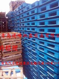 供应青岛加工木箱、木包装箱批发、**塑料托盘、欧标进口托盘