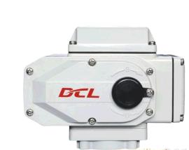 DCL-02 DCL-03 DCL-05精小型电动执行器 配电动蝶阀 电动球阀