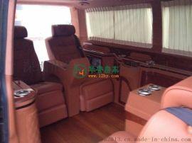 华誉房车 夏朗汽车座椅改装 商务车改装豪华座椅