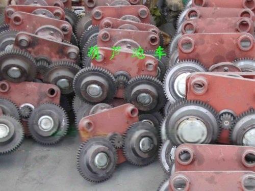 电动葫芦跑车厂家|直销陕西|16T电动葫芦跑车|45号钢|单轨小车|导绳器|葫芦变速|跑车价格