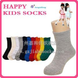 **兰桂坊外贸儿童袜BB袜 纯棉**婴儿袜 广州嘉和针织袜子工厂生产