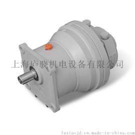 供应庐骁机电M420XX-M052铝合金斜齿轮减速气动马达