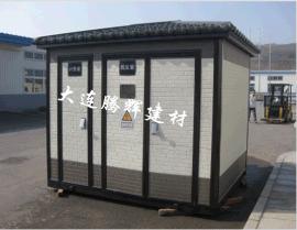 供应箱式变外墙金属保温装饰复合板