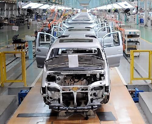 電動汽車生產線,汽車總裝線,汽車塗裝線