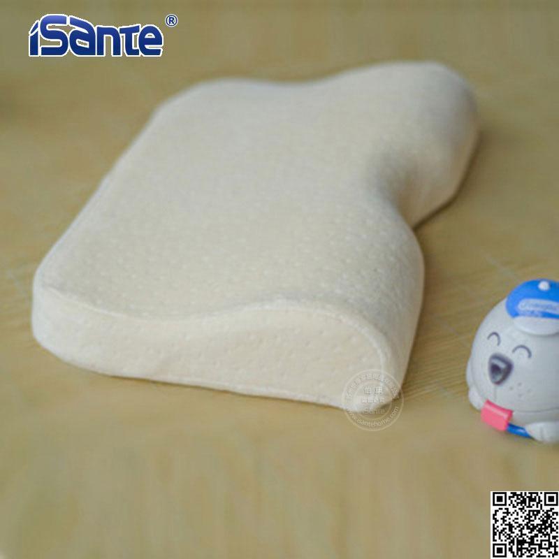儿童记忆枕 慢回弹枕头 护颈助眠 广告促销礼品 蝶形