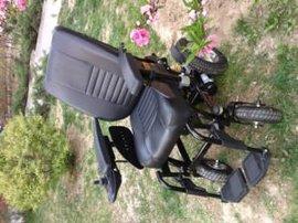 全新威之群1018电动轮椅