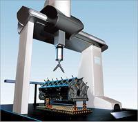 三坐标测量机/中仪克计量仪器