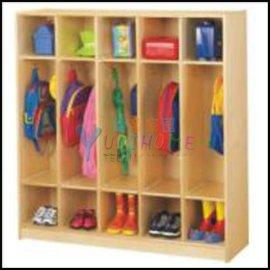 低价批发幼儿园玩具柜 分类柜 置物柜 区域柜 书包柜