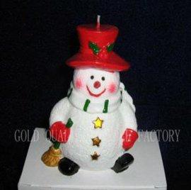 圣诞老人圣诞节蜡烛(SD-N4)