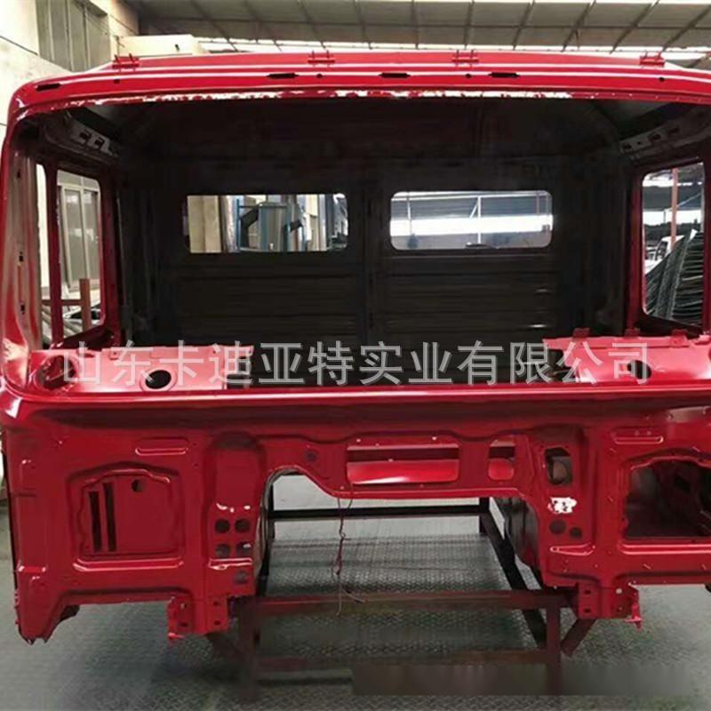 陕汽德龙F2000/F3000平顶驾驶室壳体 德龙原厂钣金件 德龙驾驶壳