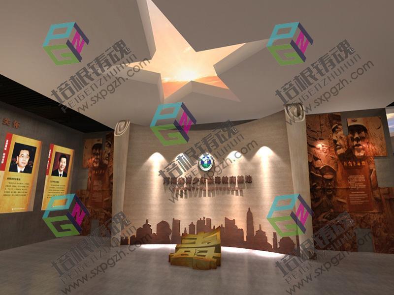 数字化法制教育基地,法治展厅设计方案