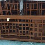 木纹铝花格 旅游区外墙装饰 厂家定制生产