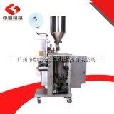高速乾燥劑包裝機1~5克矽膠乾燥劑顆粒連切包裝機
