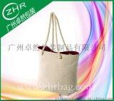 廠家定做日本帆布袋 棉布環保購物袋 棉繩手提
