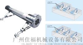 风机盘管单插、双插式空气净化消毒器-广州住福专业空气消毒净化
