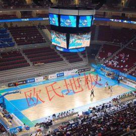 北京 室内篮球场木地板 专业施工团队全国安装