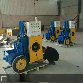 小型二次构造柱输送泵新流行一款浇筑楼层构造柱新设备