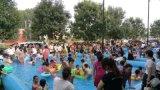 辽宁沈阳室外充气水池游泳池订做厂家