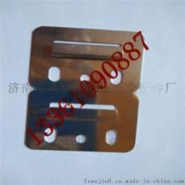 速装墙板安装固定卡扣不锈钢中号卡片