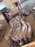 木纹色弧形铝方通  艺术造型铝方通  诚信商家
