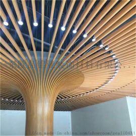 铝方通,集成吊顶,异形天花