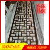 304拉丝玫瑰金不锈钢隔断供应厂家