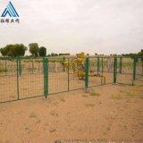 桥梁隔离框架护栏网_河道框架围栏网
