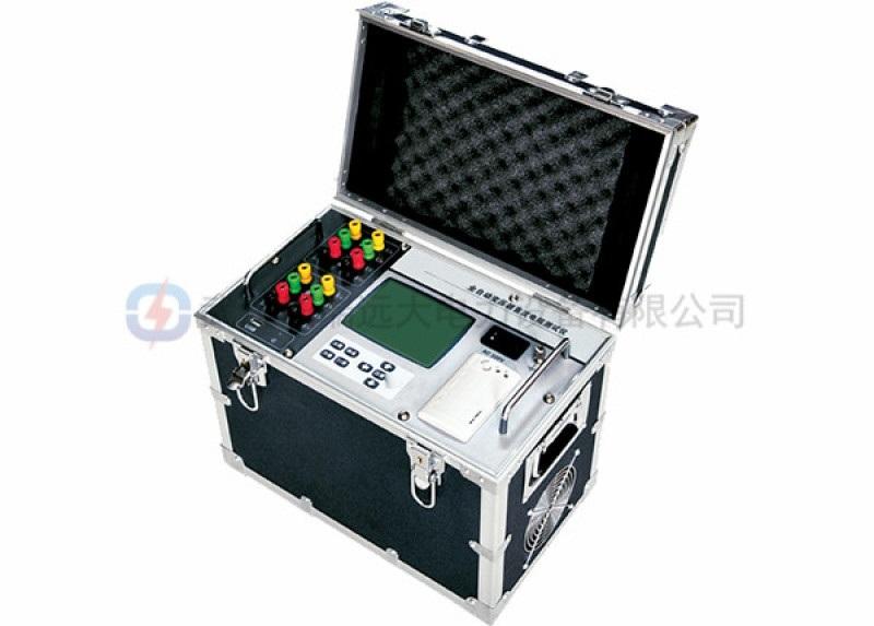 三迴路直流電阻測試儀-直流電阻速測儀