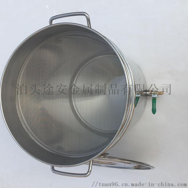 60目带放油阀门三级过滤加油桶 20-100L油壶