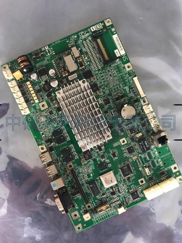 JSW日钢注塑机电路板CPU-91工厂拆机