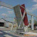 BPE集装箱卸料系统 集装箱倾倒设备 集装箱翻转设备