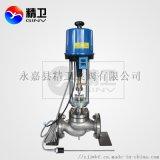 自力式电控温度调节阀 ZZWPE-16P