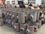 碳钢Q235无缝三通螺纹式三通厂家加工批发