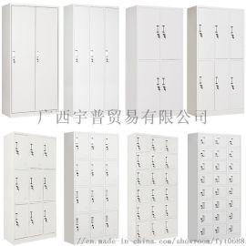 广西南宁文件柜更衣柜密集架书架校用设备办公家具直销