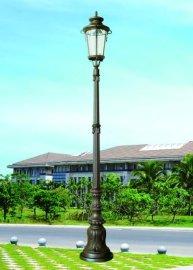 鑫辰灯饰 欧式庭院灯 LED光源 压铸铝庭院路灯 可定制