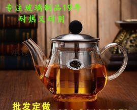 上海精品玻璃茶具定做