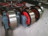 回转式包膜机托轮铸钢齿轮轮带配件生产销售