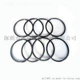VITON氟膠FKM橡膠密封圈 耐腐蝕橡膠密封圈 閥體 機械零部件加工 止回閥